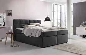 boxspringbett 180x200 kaufen ber 10 shops top angebote. Black Bedroom Furniture Sets. Home Design Ideas