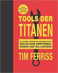 Morgenroutine Buch: Tools of Titans