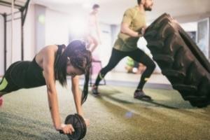Kraft oder Ausdauer Training vor Schlafen