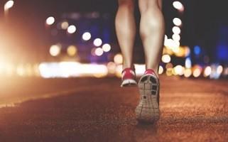 Sport vor dem Schlafen