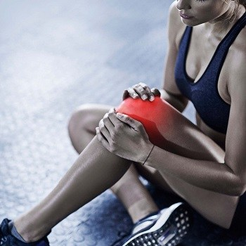 Schmerzen beim Sport