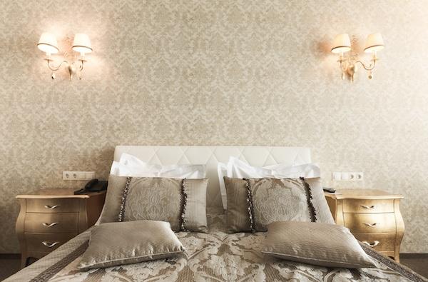 Schlafzimmer ausgefallen Vintage