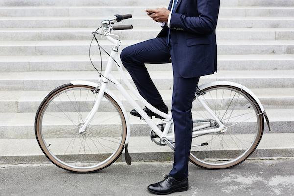 Gesundheit Fahrrad Arbeit