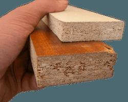 Box Qualität Holz: Spanplatte