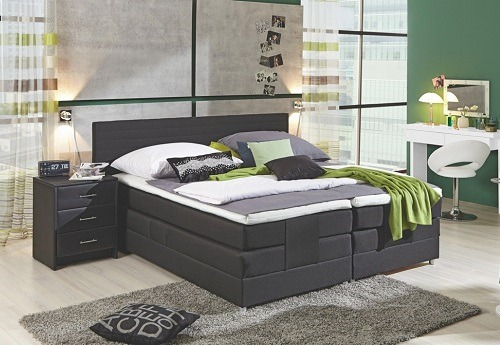 boxspringbett alabama test erfahrung xxxlutz. Black Bedroom Furniture Sets. Home Design Ideas
