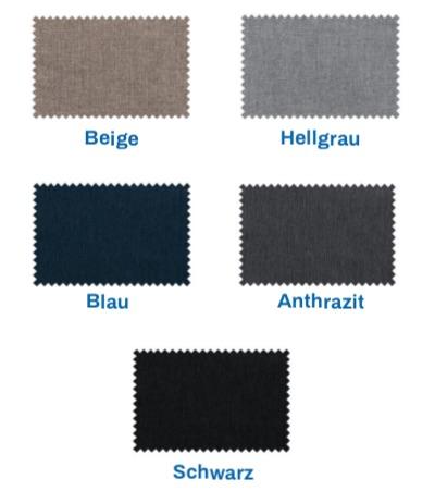 5 Farben Bea Überblick