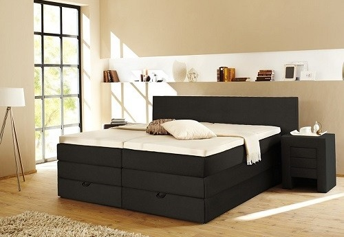 boxspringbett bellevue test erfahrung fey boxspring. Black Bedroom Furniture Sets. Home Design Ideas
