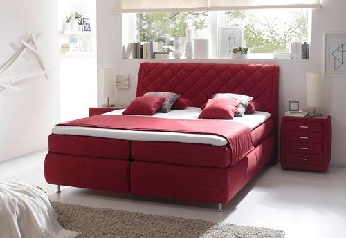 boxspringbett dieter knoll boxspring kiki. Black Bedroom Furniture Sets. Home Design Ideas