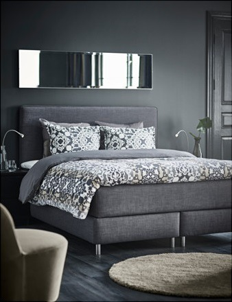 boxspringbett dunvik test erfahrung ikea boxspring. Black Bedroom Furniture Sets. Home Design Ideas