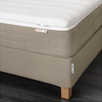 boxspringbett espev r test erfahrung ikea boxspring. Black Bedroom Furniture Sets. Home Design Ideas
