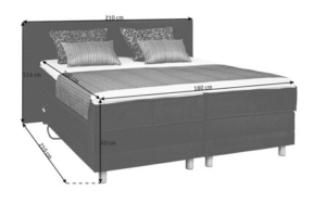 boxspringbett esposa test erfahrung xxxlutz boxspring. Black Bedroom Furniture Sets. Home Design Ideas