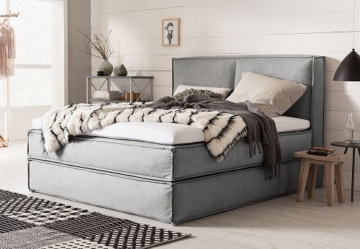 kinx boxspringbett test erfahrung boxspring. Black Bedroom Furniture Sets. Home Design Ideas