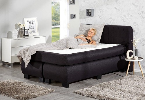 boxspringbett kopenhagen test erfahrung d nisches bettenlager. Black Bedroom Furniture Sets. Home Design Ideas