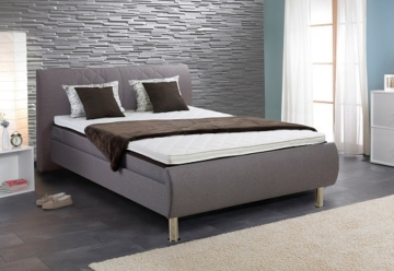 boxspringbett leo test erfahrung matraflex boxspring. Black Bedroom Furniture Sets. Home Design Ideas