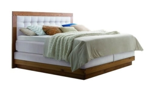 boxspringbett massiva rocc test erfahrung hasena boxspring. Black Bedroom Furniture Sets. Home Design Ideas