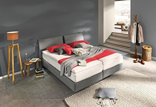 boxspringbett musterring evolution test erfahrung boxspring. Black Bedroom Furniture Sets. Home Design Ideas