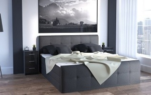 nachttisch f r boxspringbetten tipps zum kauf. Black Bedroom Furniture Sets. Home Design Ideas