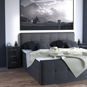 nachttisch f r boxspringbetten tipps zum kauf boxspring. Black Bedroom Furniture Sets. Home Design Ideas