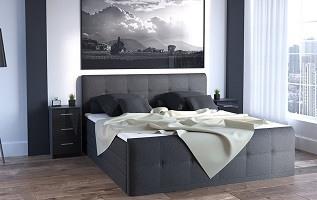 nachttisch f r boxspringbetten tipps zum kauf. Black Bedroom Furniture Sets. Home Design Ideas