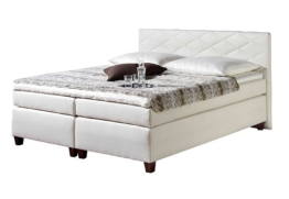 boxspringbett creme kaufen ber 10 shops sale aktionen. Black Bedroom Furniture Sets. Home Design Ideas