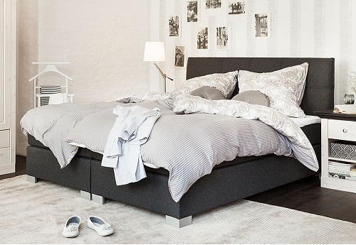 boxspringbett ramona test erfahrung fredriks boxspring. Black Bedroom Furniture Sets. Home Design Ideas