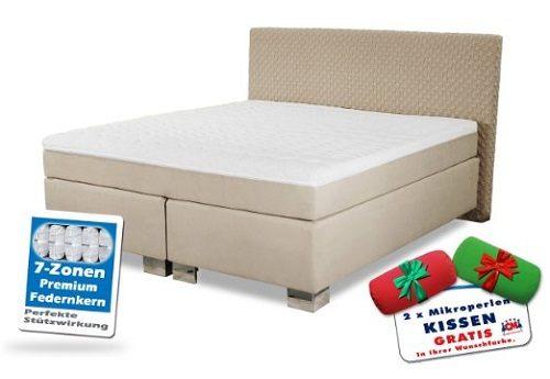 boxspringbett rom ii test von m k f erfahrung. Black Bedroom Furniture Sets. Home Design Ideas
