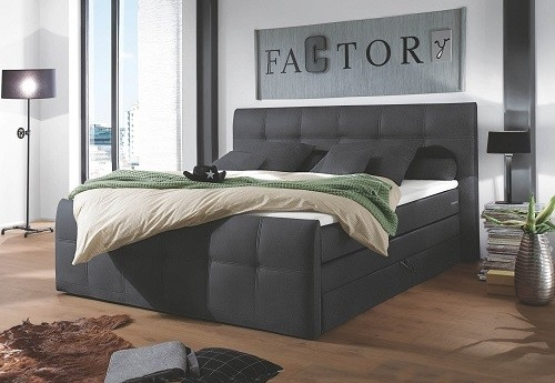 boxspringbett sacramento test erfahrung ergebnis boxspring. Black Bedroom Furniture Sets. Home Design Ideas