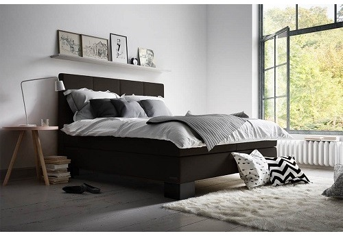 boxspringbett schlaraffia saga test erfahrung boxspring. Black Bedroom Furniture Sets. Home Design Ideas