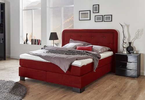 boxspringbett schlaraffia boxspring kiki. Black Bedroom Furniture Sets. Home Design Ideas