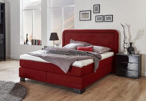 boxspringbett schlaraffia boxspring. Black Bedroom Furniture Sets. Home Design Ideas
