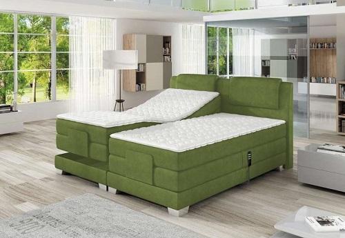 boxspringbett wave boxspring kiki. Black Bedroom Furniture Sets. Home Design Ideas