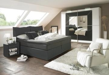 boxspringbett welnova test erfahrung xxxlutz boxspring. Black Bedroom Furniture Sets. Home Design Ideas
