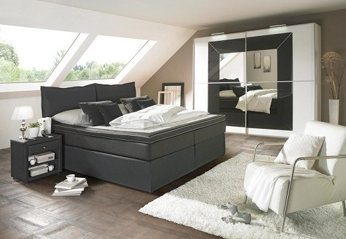 boxspringbett welnova test erfahrung xxxlutz boxspring. Black Bedroom Furniture Sets. Home Design Ideas