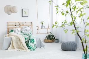 Schlafzimmer einrichten Gemütlich