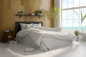 26 ideen zum schlafzimmer einrichten anleitung und stile. Black Bedroom Furniture Sets. Home Design Ideas