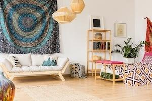 Schlafzimmer einrichten orientalisch