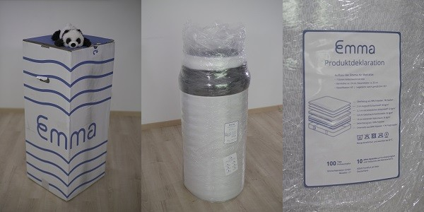 emma air matratze test video fazit nach 33 n chten. Black Bedroom Furniture Sets. Home Design Ideas