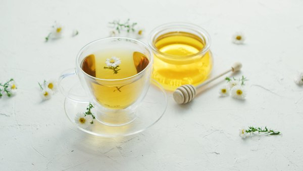 Geheimtipp Tee Honig Apfelessig
