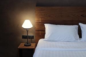 Schlafzimmer Lampe Nachttisch