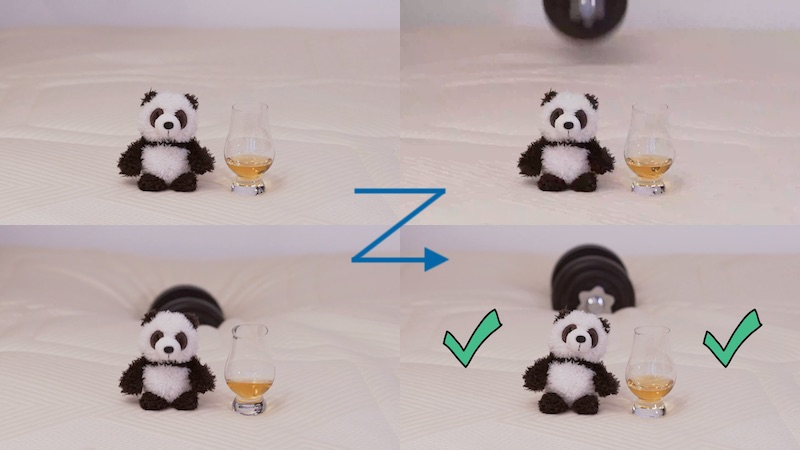 Kipli Whisky Test