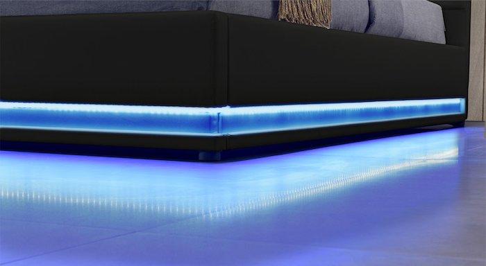LED unter Bett Schlafzimmer