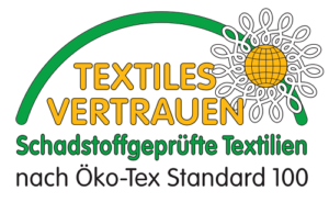 Emma Matratze Öko-Tex Standard 100 Siegel