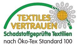 Öko-Tex Standard 100 Zertifikat