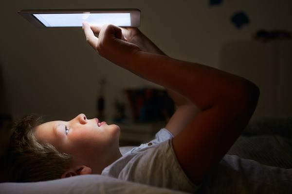 Ohne Blaulicht Besser schlafen