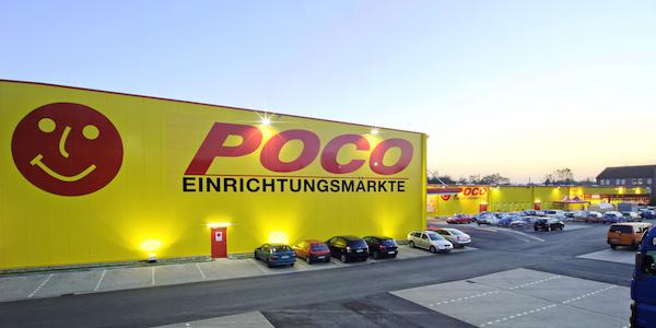 Poco Filiale Münster