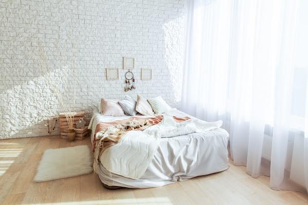 26 Ideen zum Schlafzimmer einrichten (Anleitung und Stile)