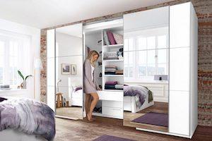 Schlafzimmer Schrank Begehbar