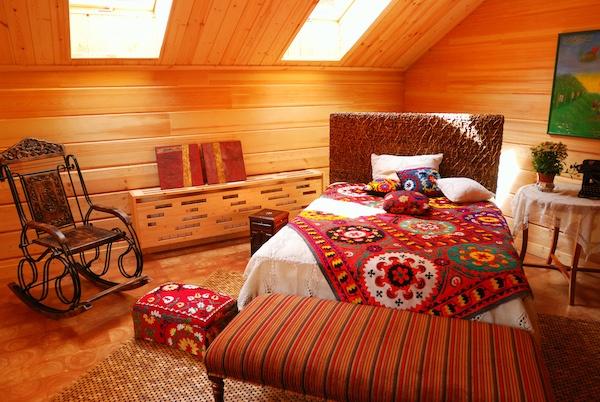 Landhaus Schlafzimmer einrichten