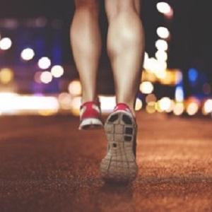 Sport-vor-Schlafen