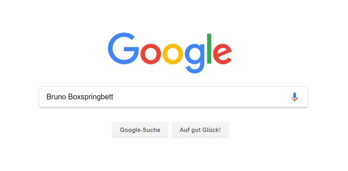 Test Recherche Internet